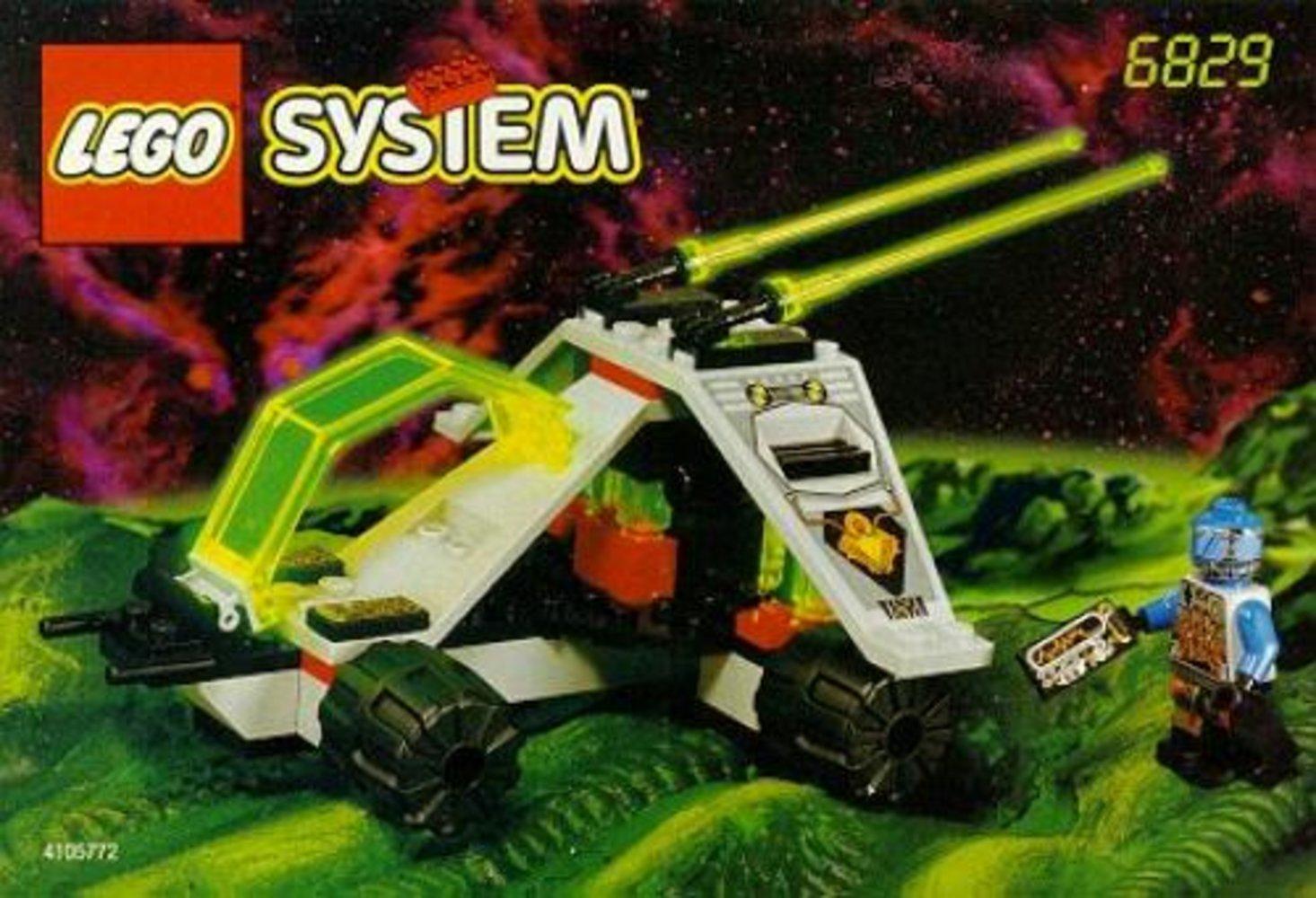 Radon Rover