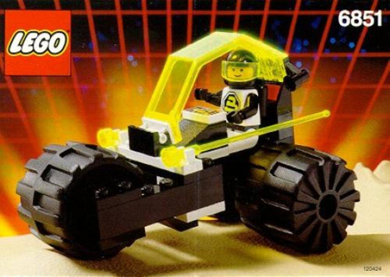Tri-Wheeled Tyrax