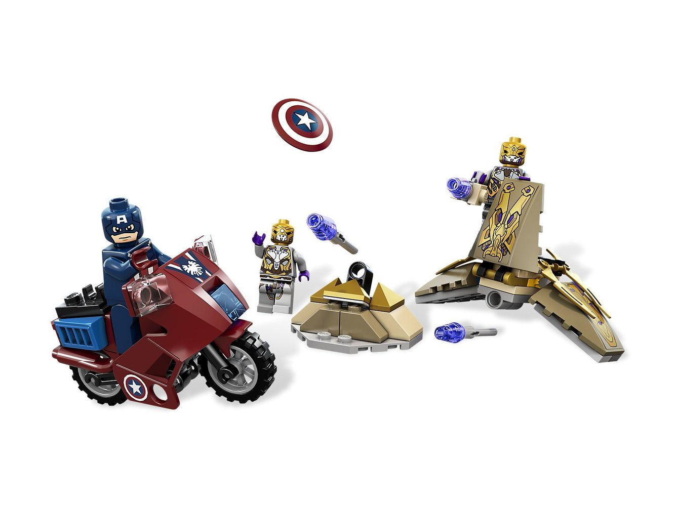Captain America's Avenging Cycle