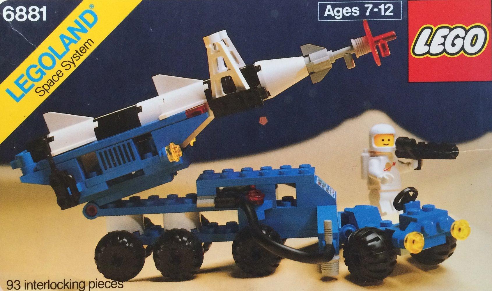 Lunar Rocket Launcher