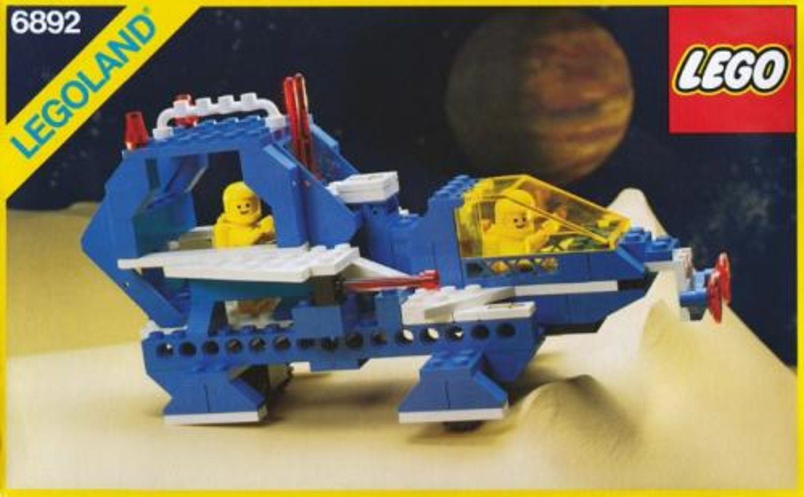 Modular Space Transport