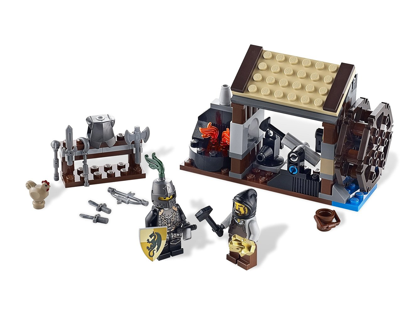 Blacksmith Attack