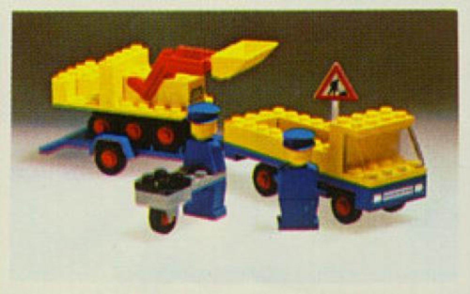 Road Repair Crew