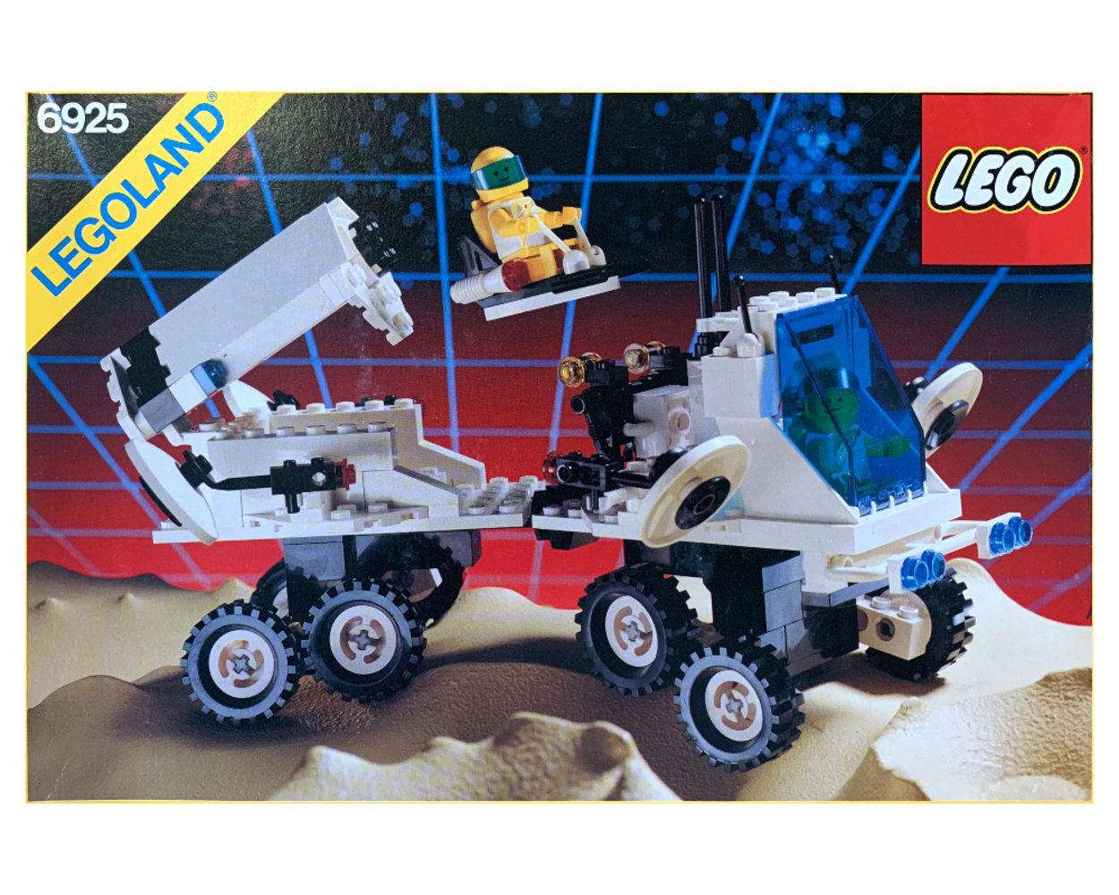 Interplanetary Rover