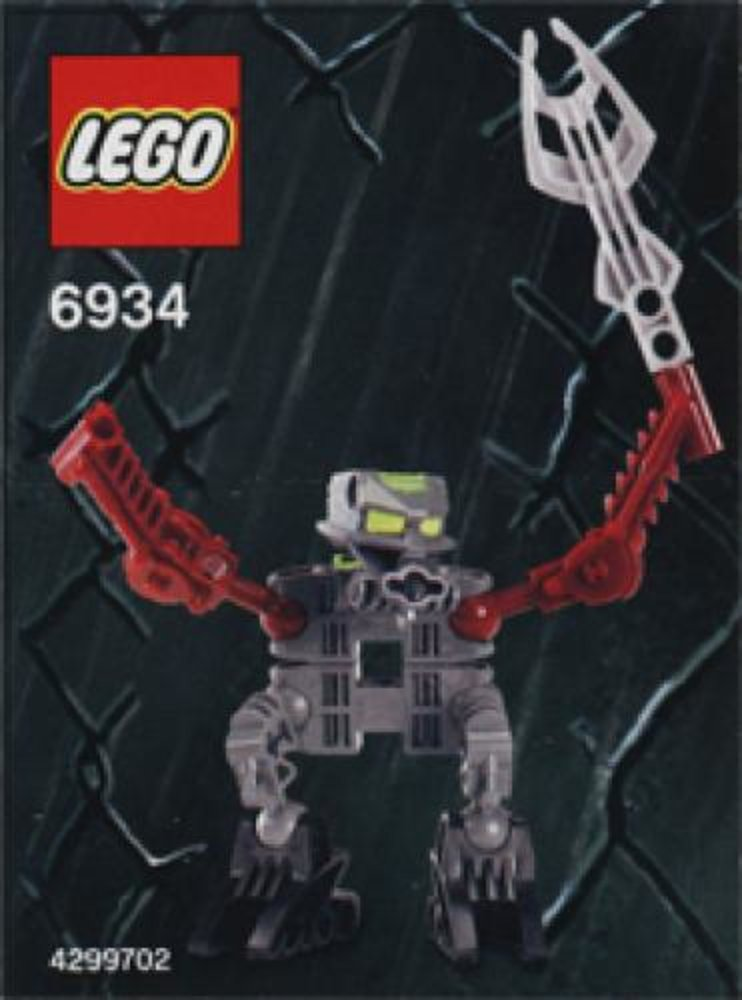 BIONICLE Good Guy Polybag (Disney Promotional Sweden)