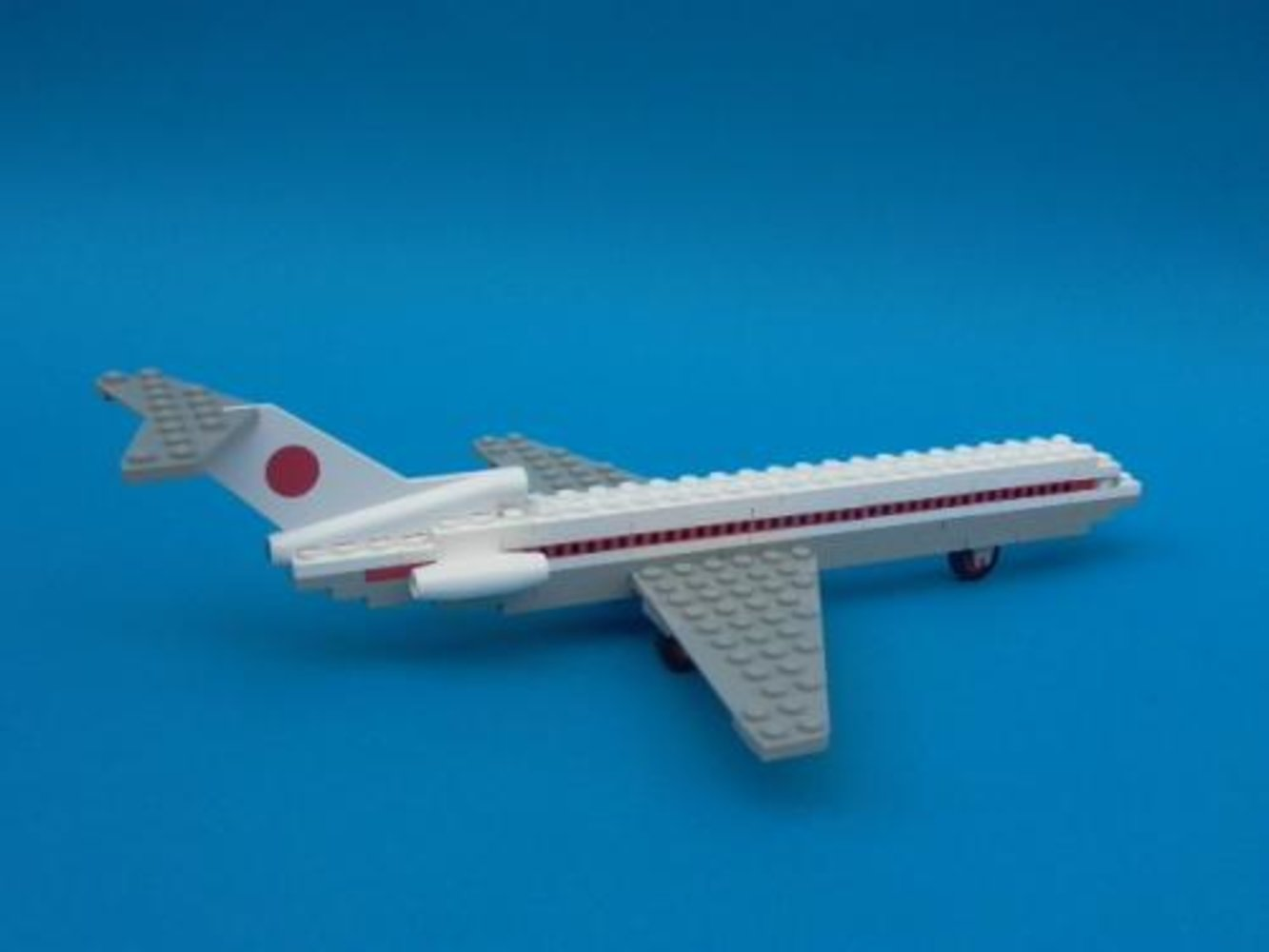 JAL Boeing 727