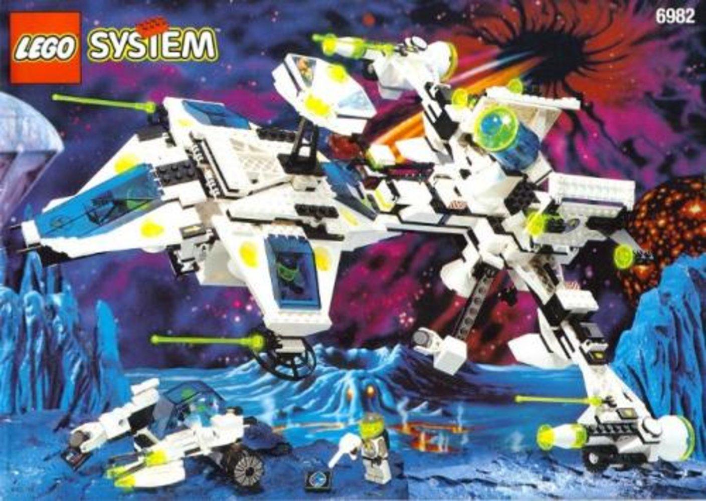Explorien Starship