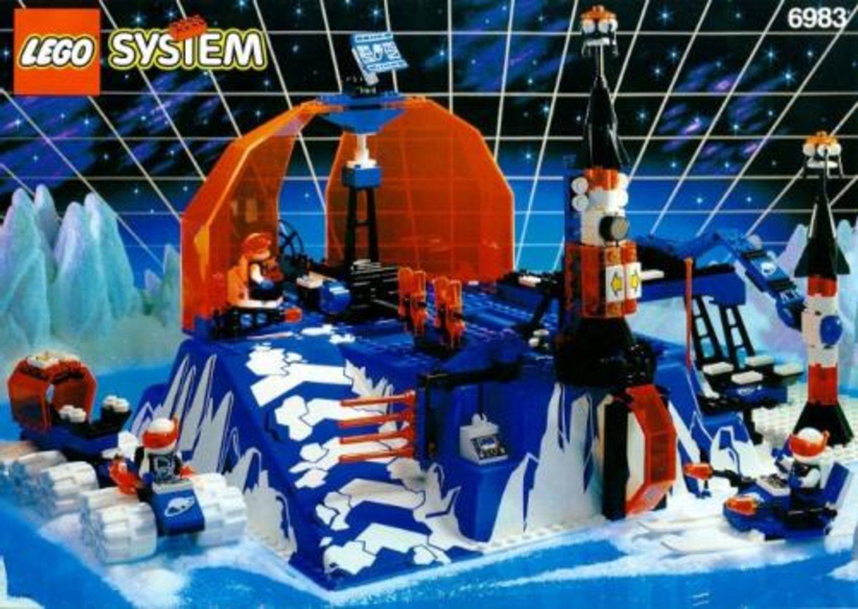 Ice Station Odyssey