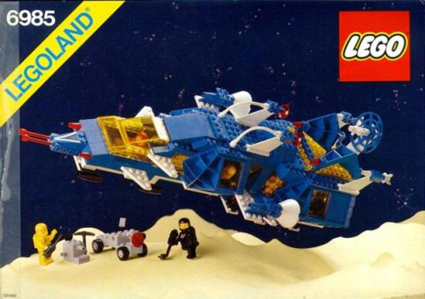 Cosmic Fleet Voyager