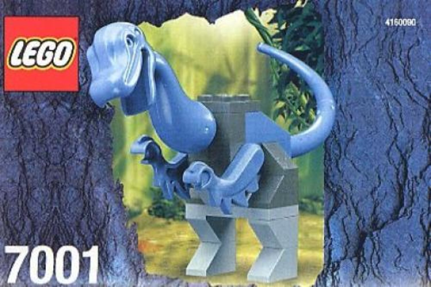 Baby Iguanodon