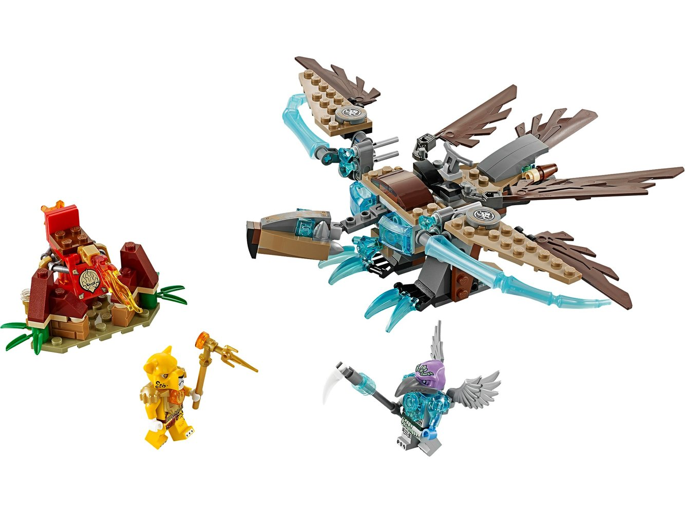 Vardy's Ice Vulture Glider
