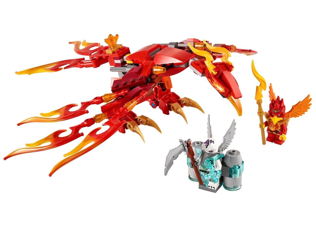 Flinx's Ultimate Phoenix