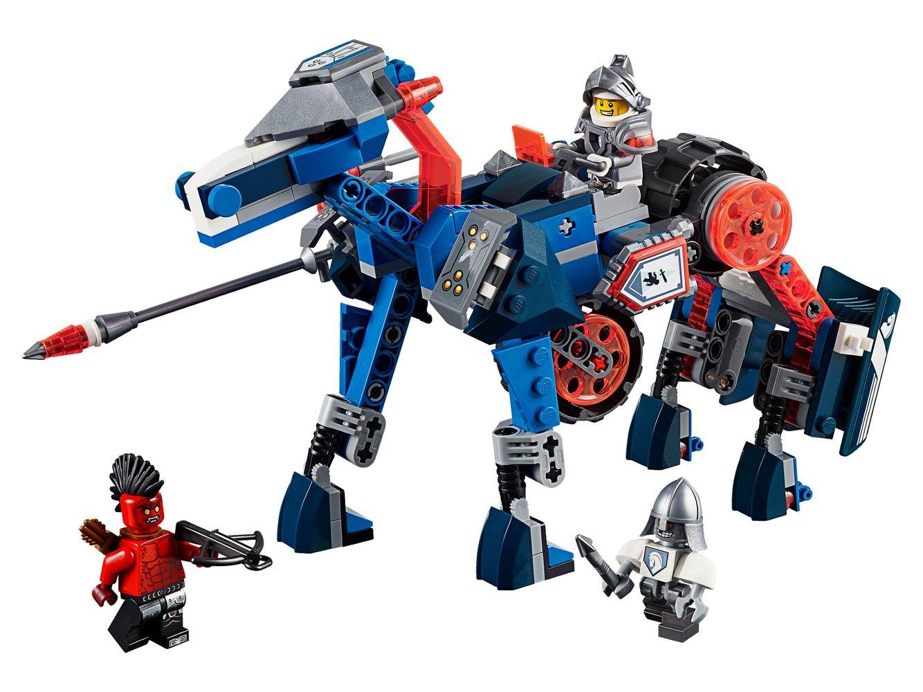 Lance's Mecha Horse