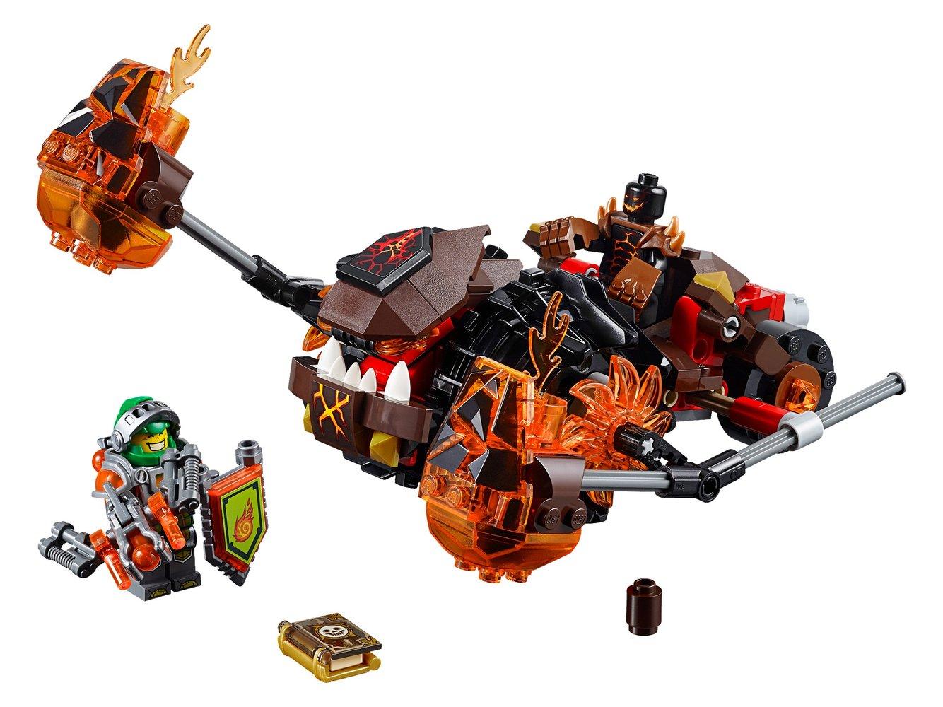 Moltor's Lava Smasher