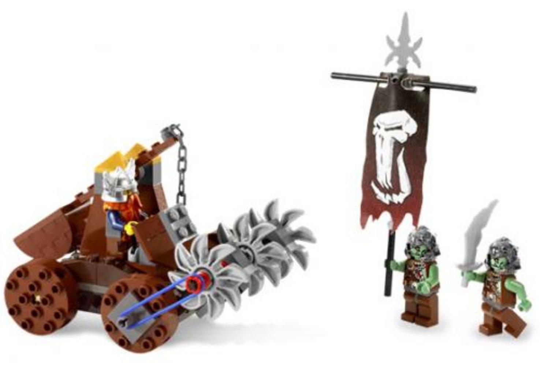 Dwarves' Mine Defender