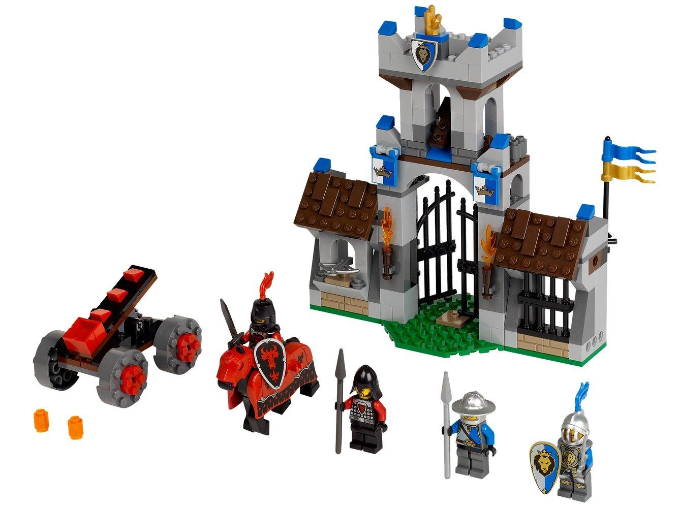 The Gatehouse Raid
