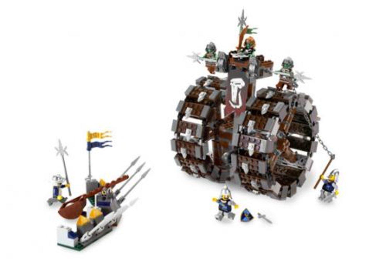 Troll Battle Wheel