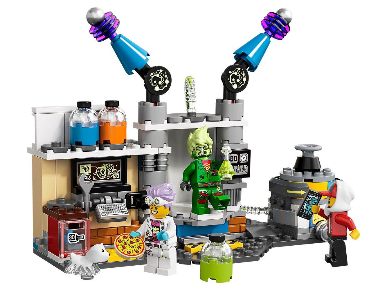 J.B's Ghost Lab