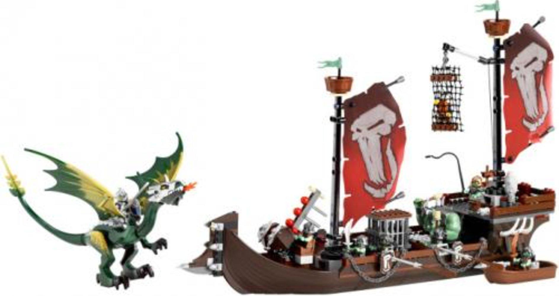 Troll Warship