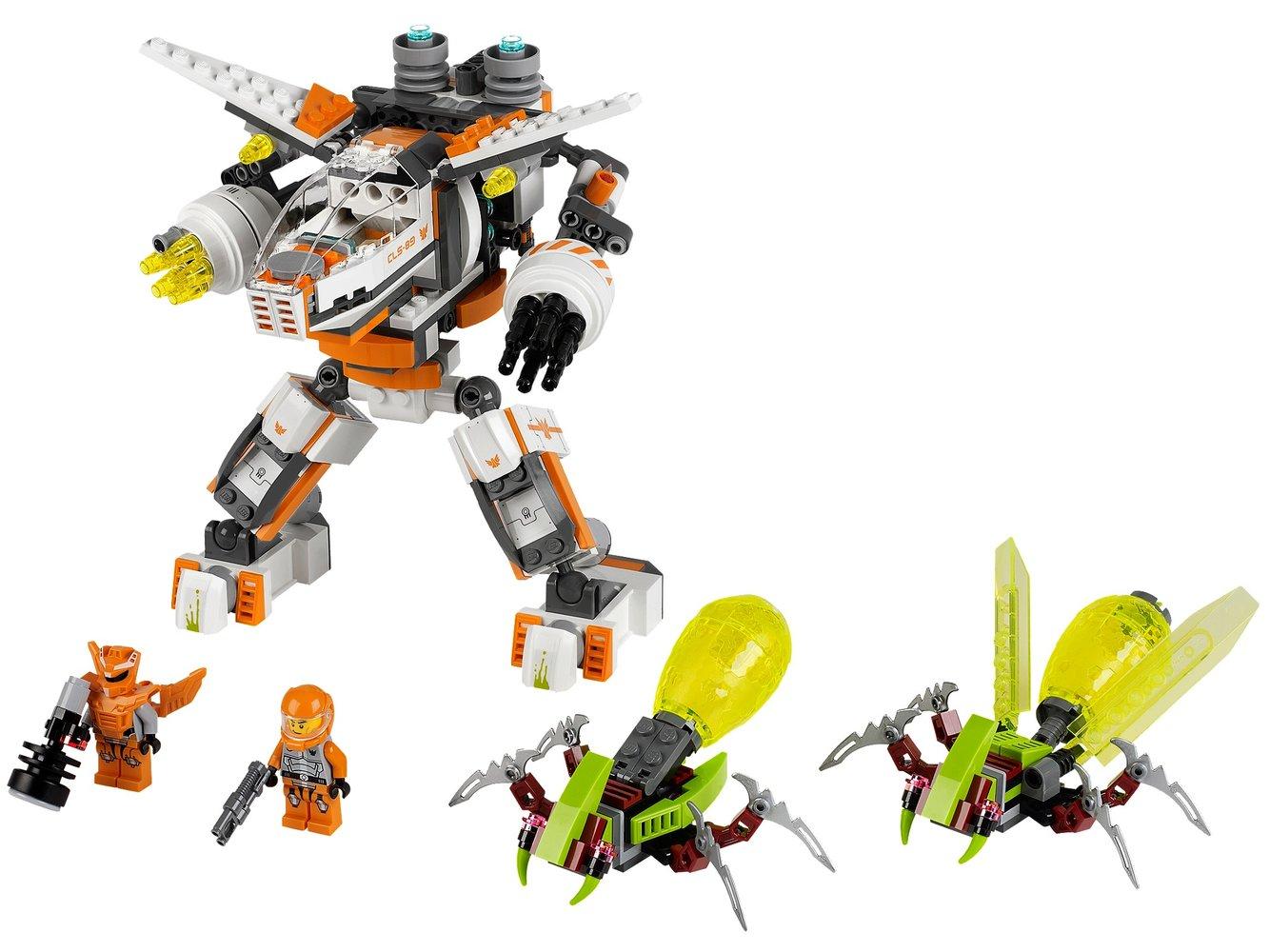 CLS-89 Eradicator Mech