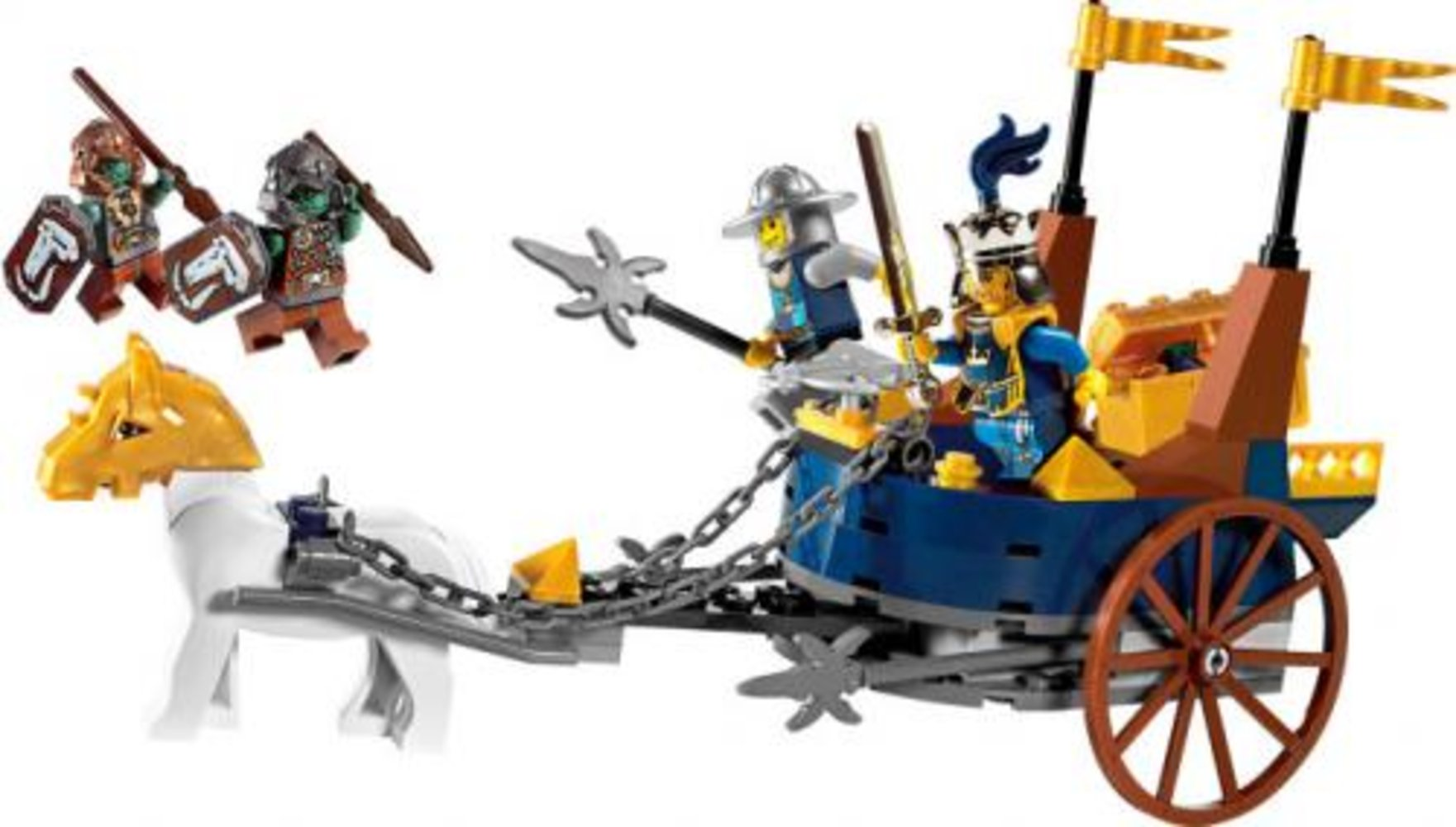King's Battle Chariot
