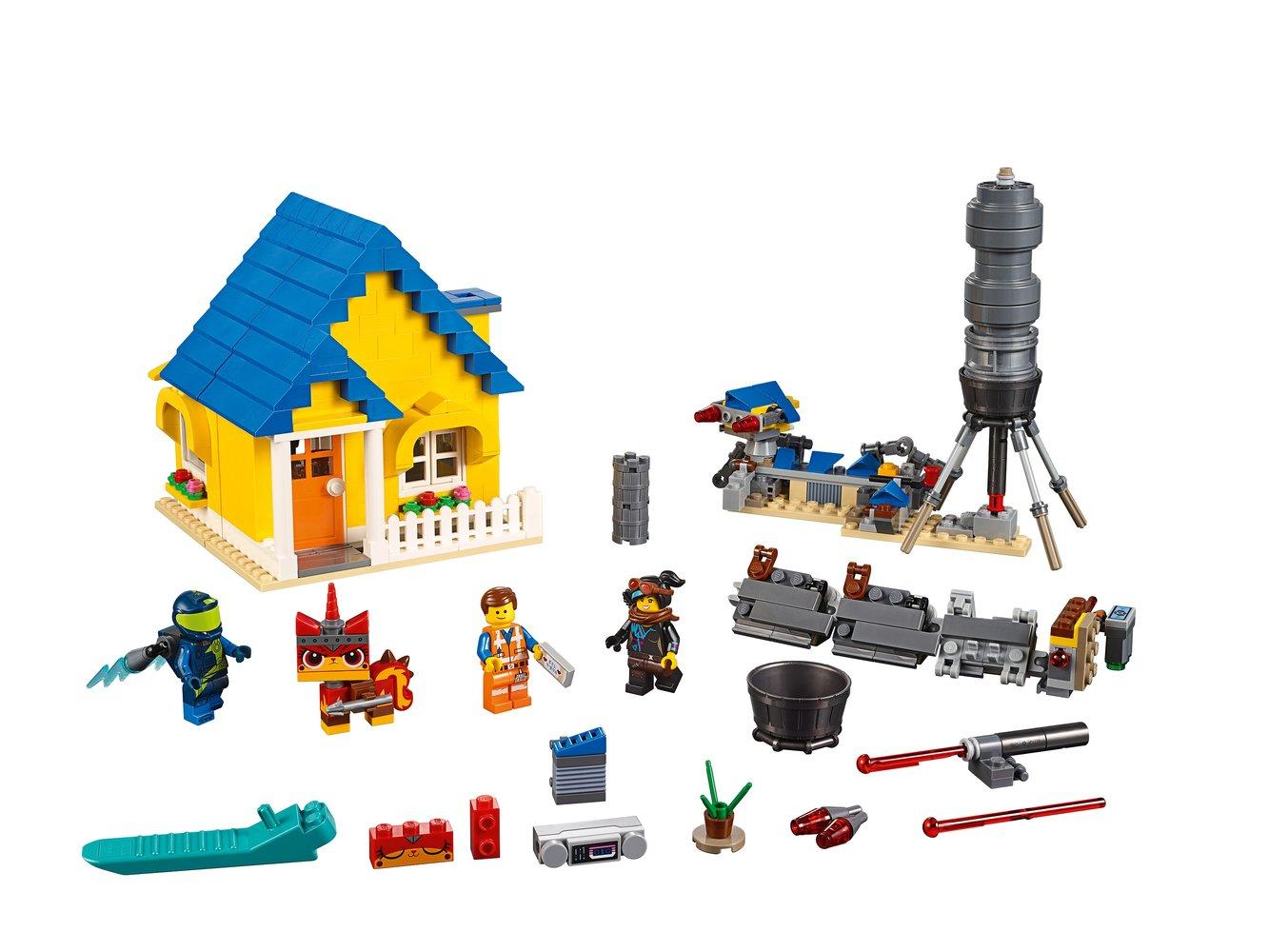 Emmet's Dream House / Rescue Rocket!