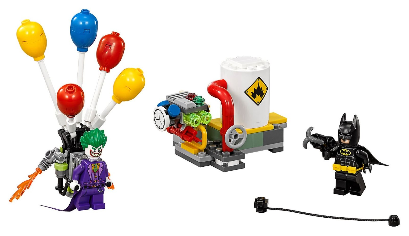 The Joker Balloon Escape