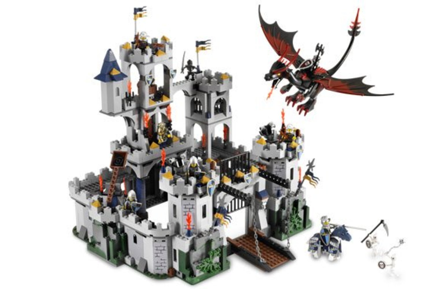 King's Castle Siege