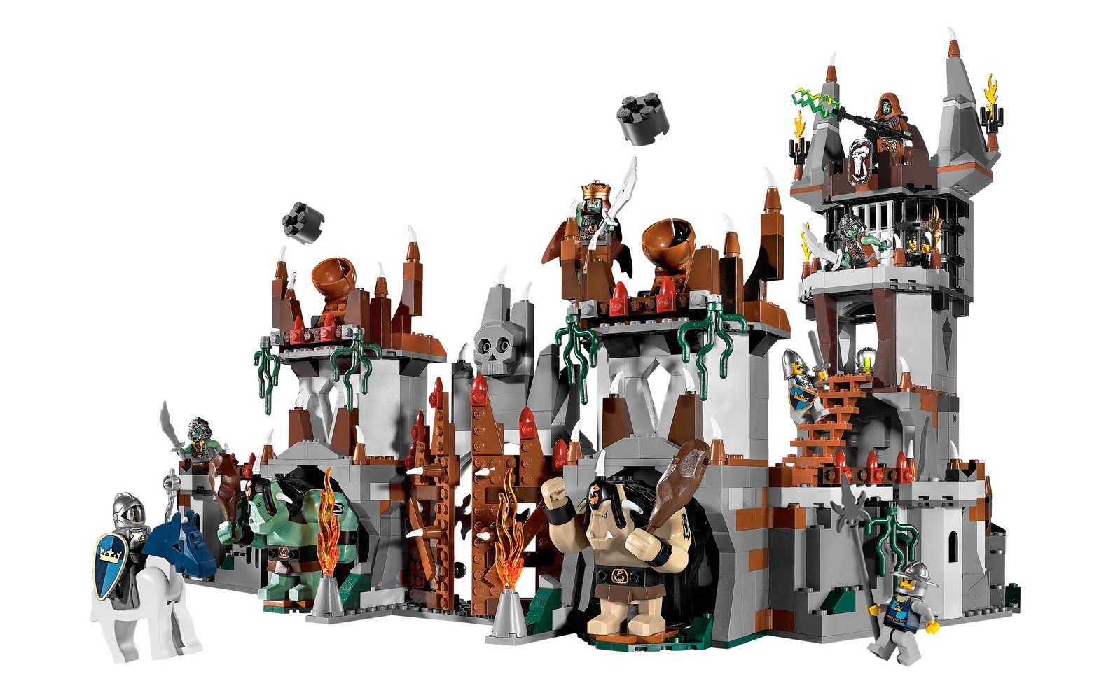 Trolls' Mountain Fortress
