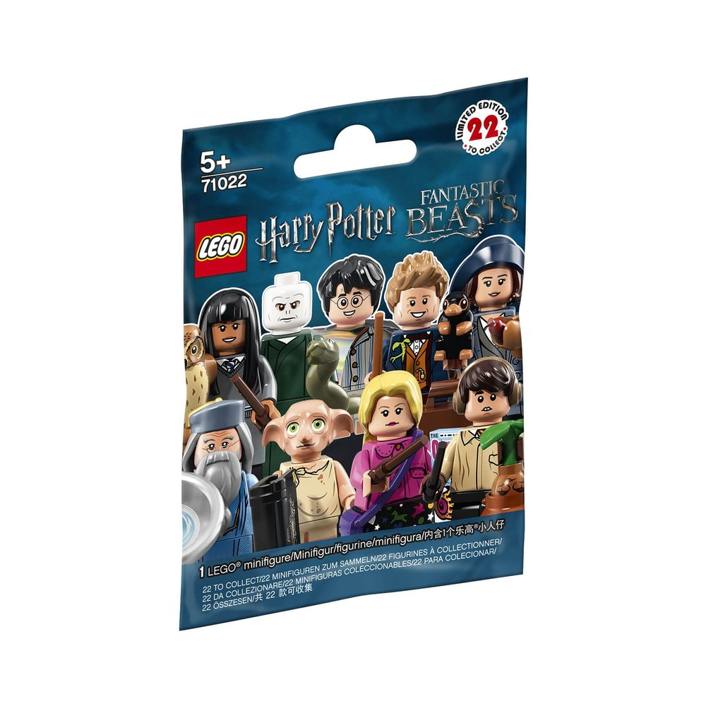 Wizarding World of Harry Potter Series 1 - Complete - All Parts