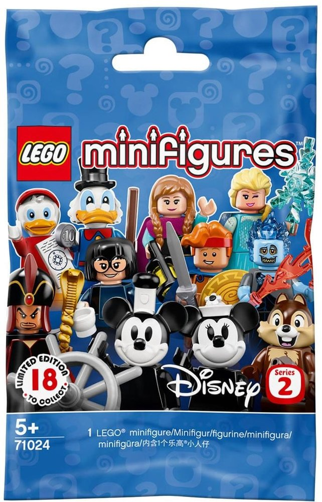 Disney Series 2 - Complete - All Parts
