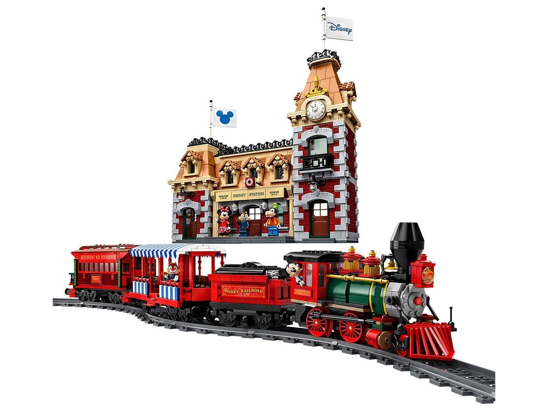 Disney Train and Station