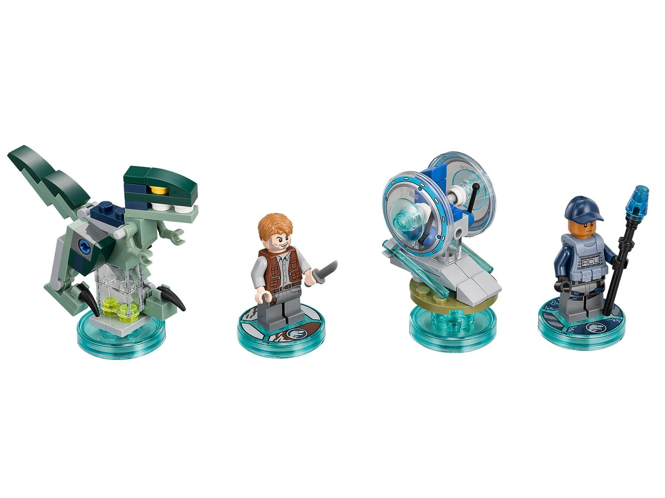 Jurassic World Team Pack