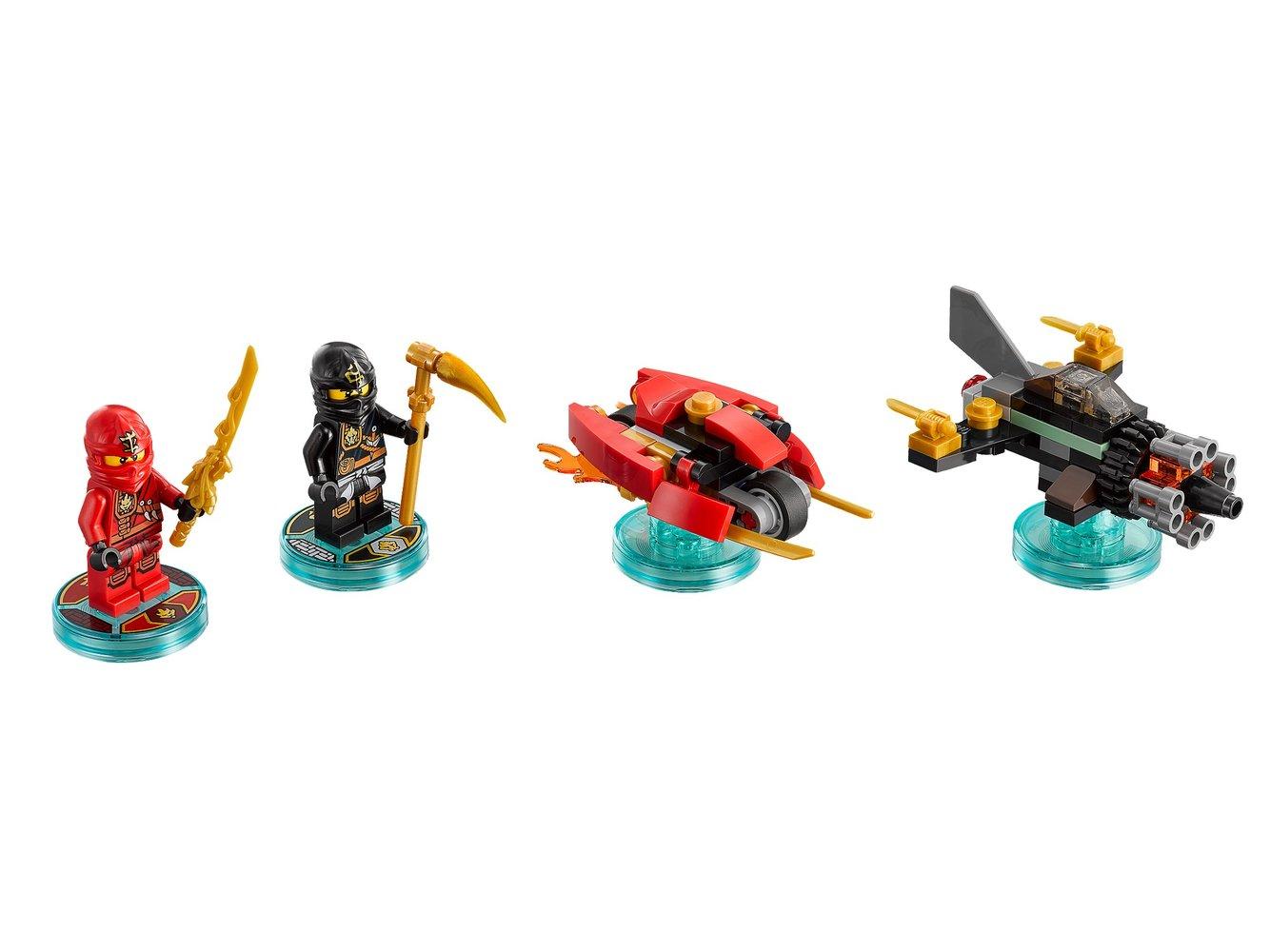 Ninjago Team Pack