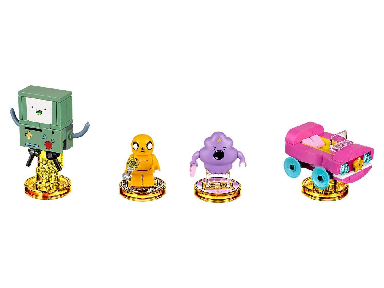 Adventure Time Team Pack