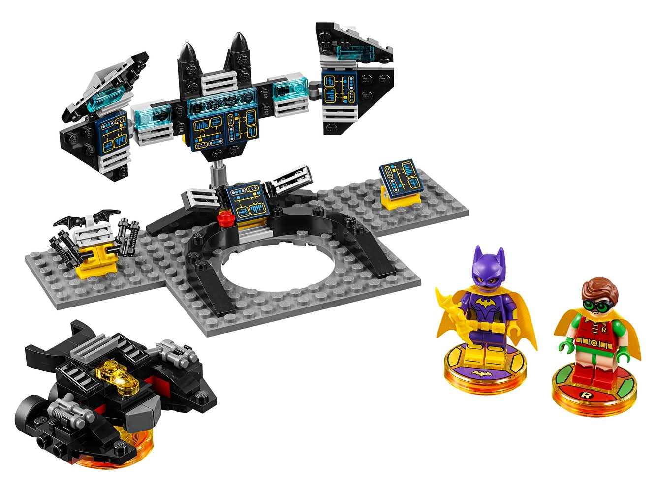 The LEGO Batman Movie: Play The Complete Movie Story Pack