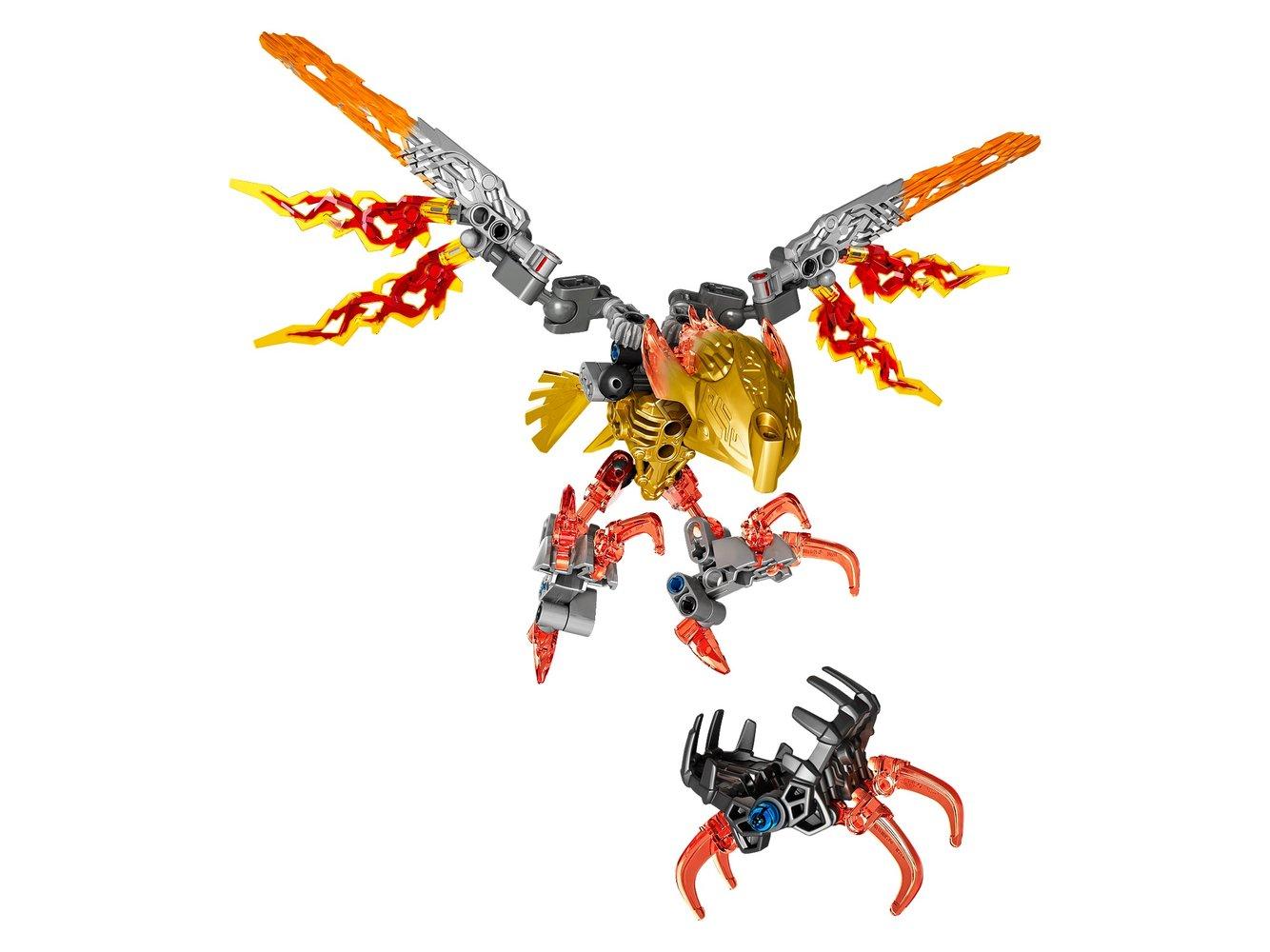 Ikir Creature of Fire