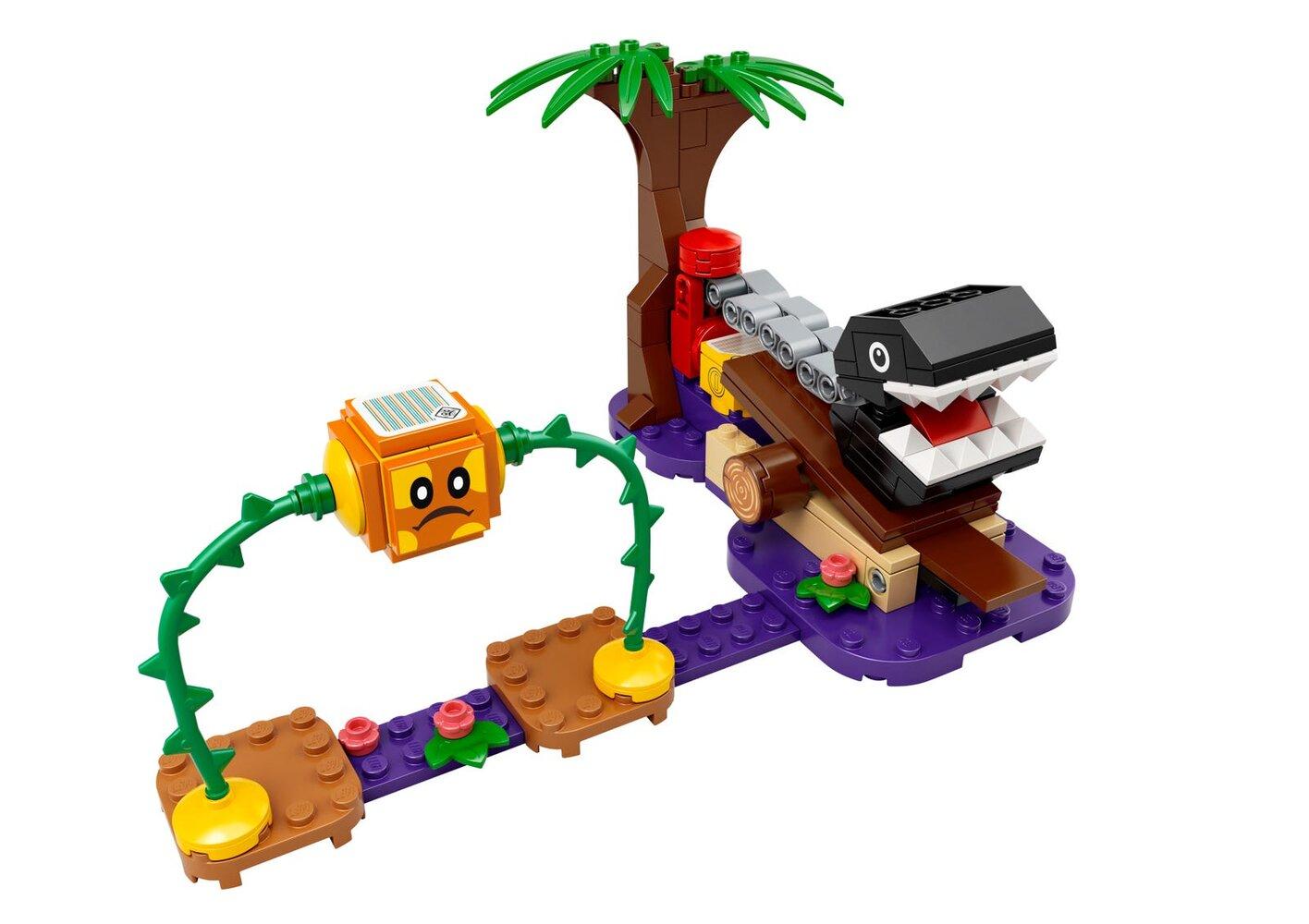 Chain Chomp Jungle Encounter Expansion Set
