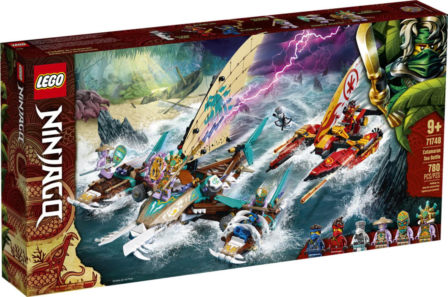 Catamaran Sea Battle