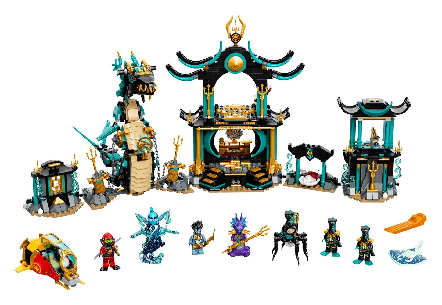 Temple of the Endless Sea