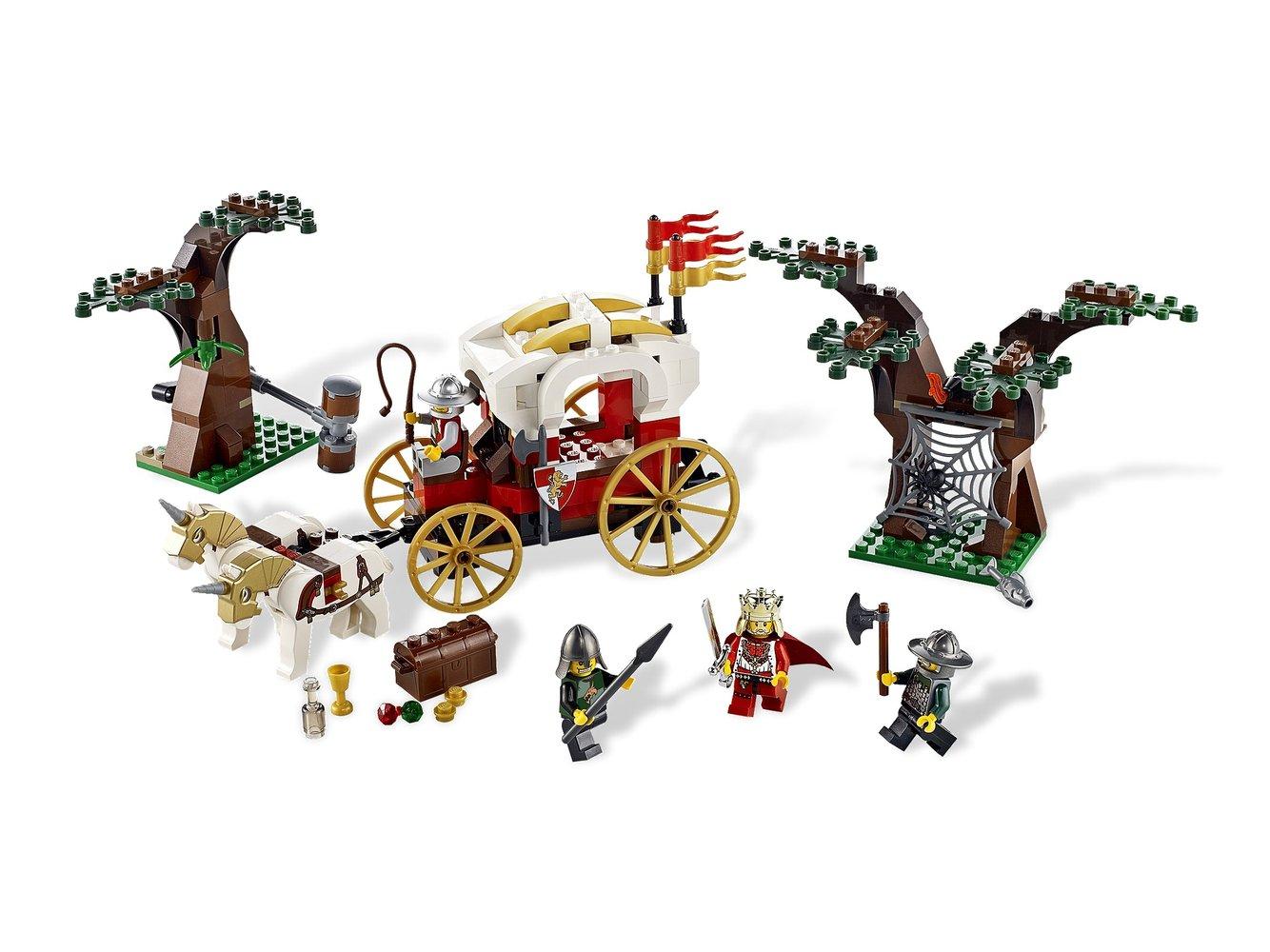 King's Carriage Ambush