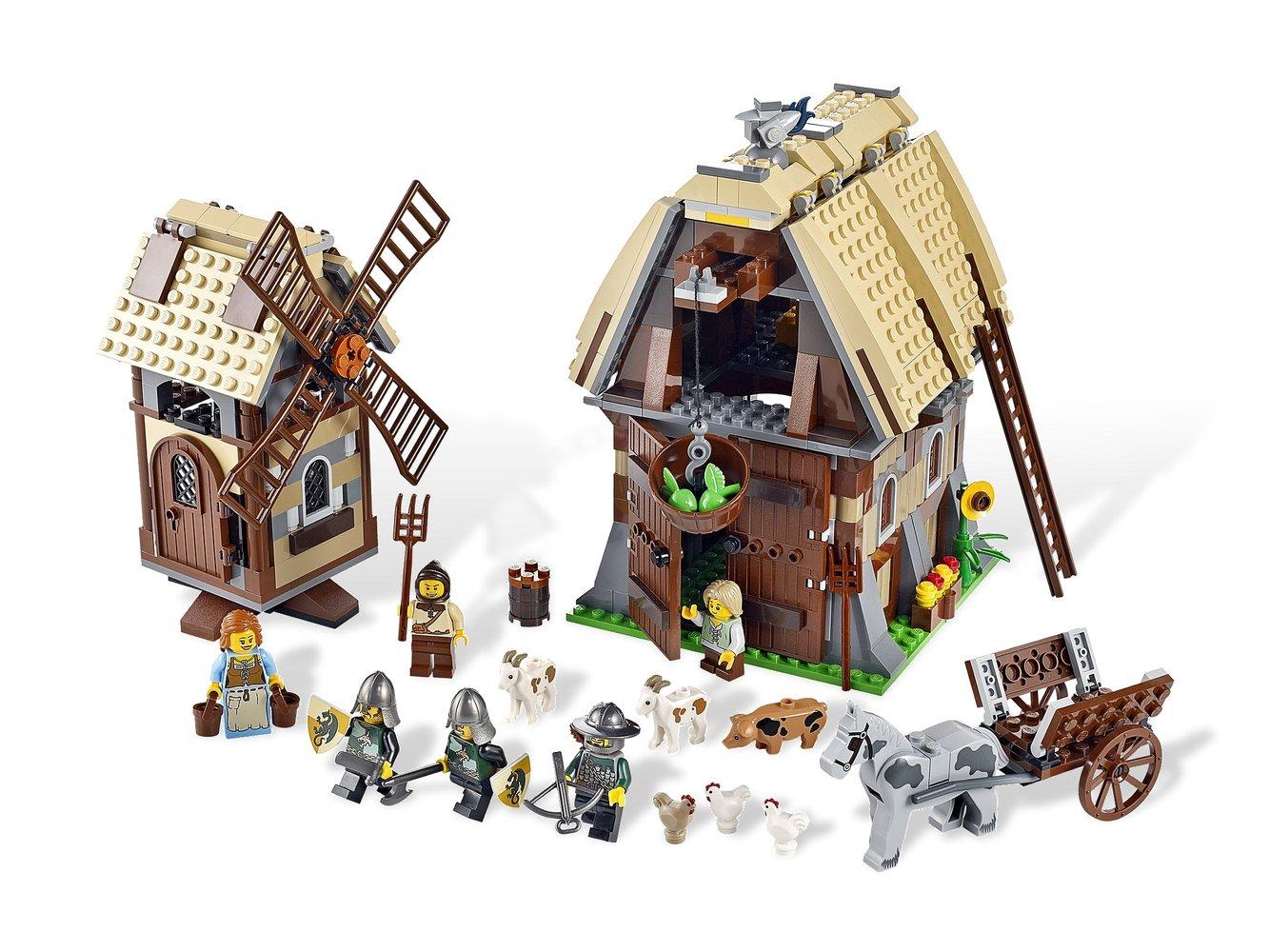 Mill Village Raid