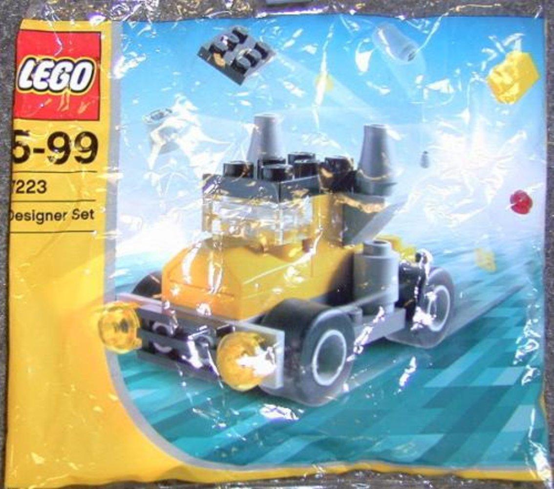 Yellow Truck (Polybag)