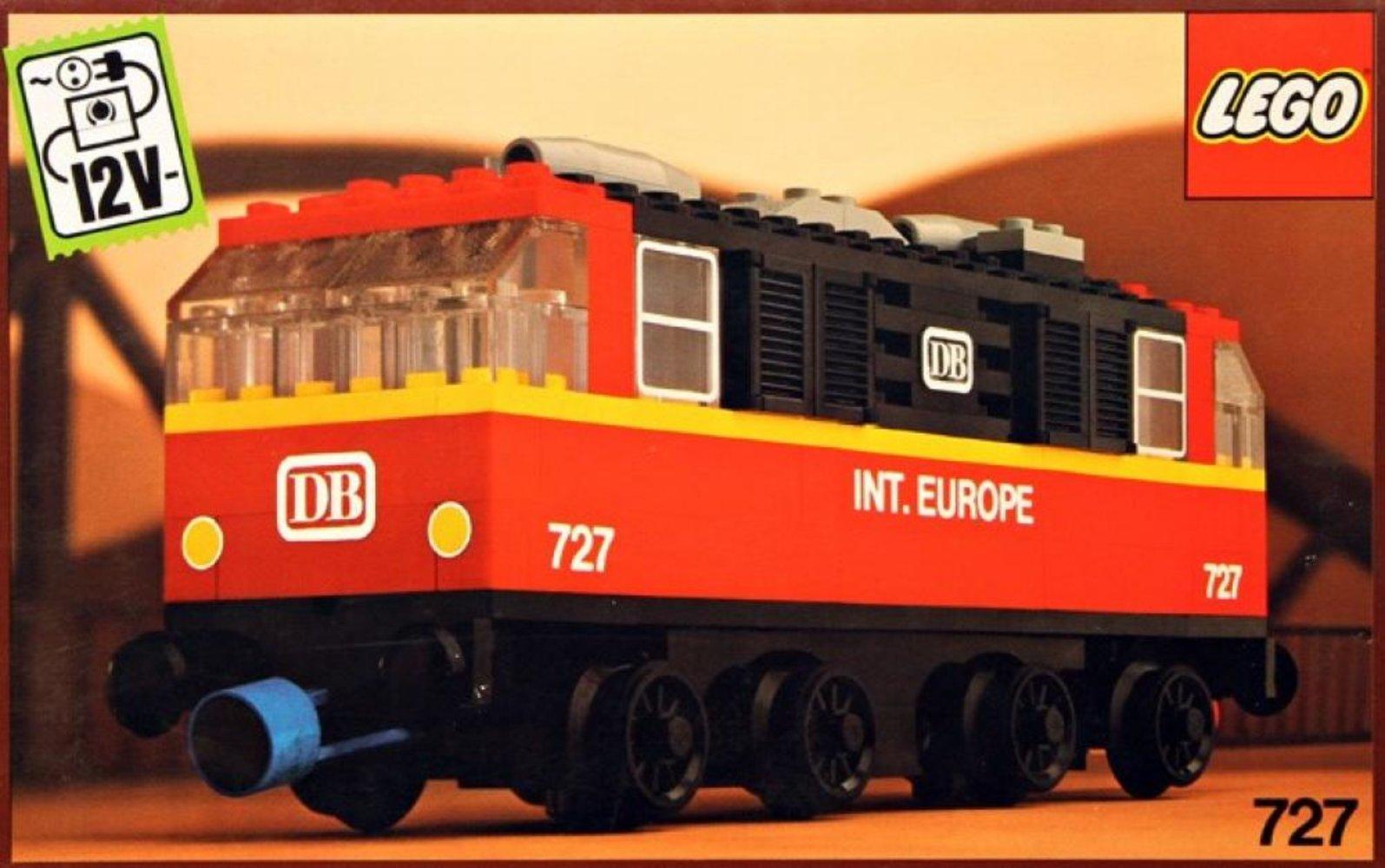 12V Locomotive
