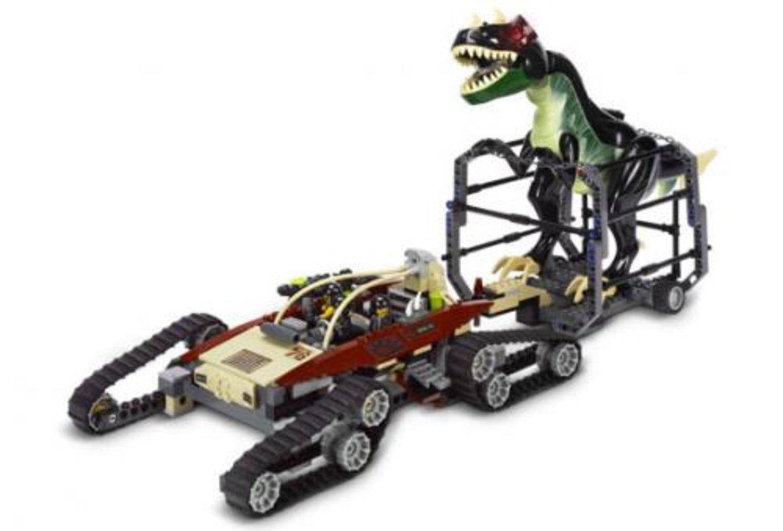 Dino 2010 Track Transport