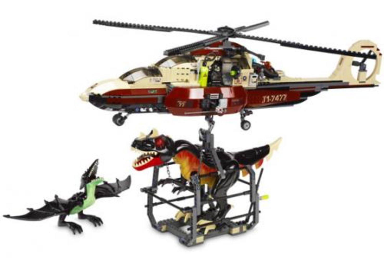 Dino 2010 Air-Tracker