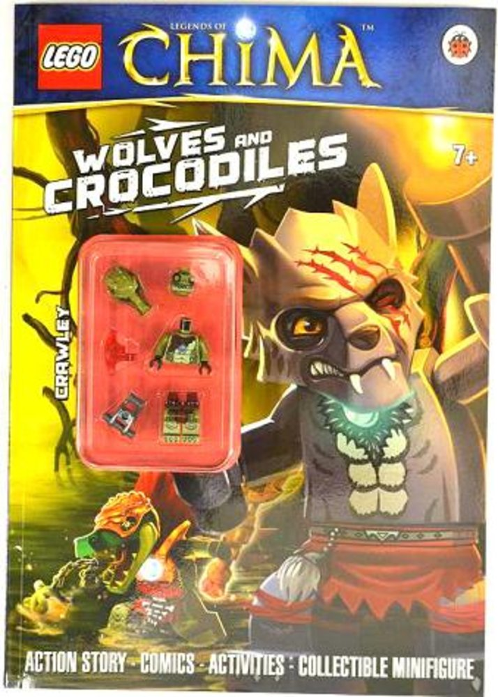 Legend of Chima: Wolves and Crocodiles