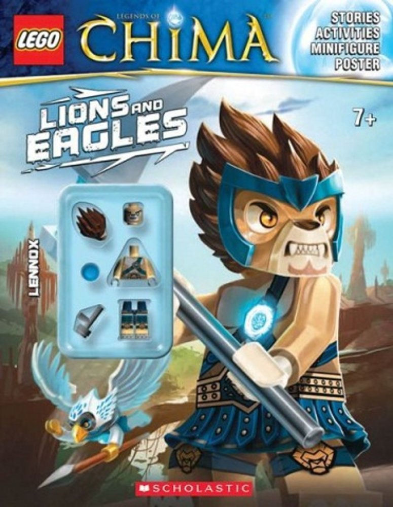 Legend of Chima: Lions and Eagles