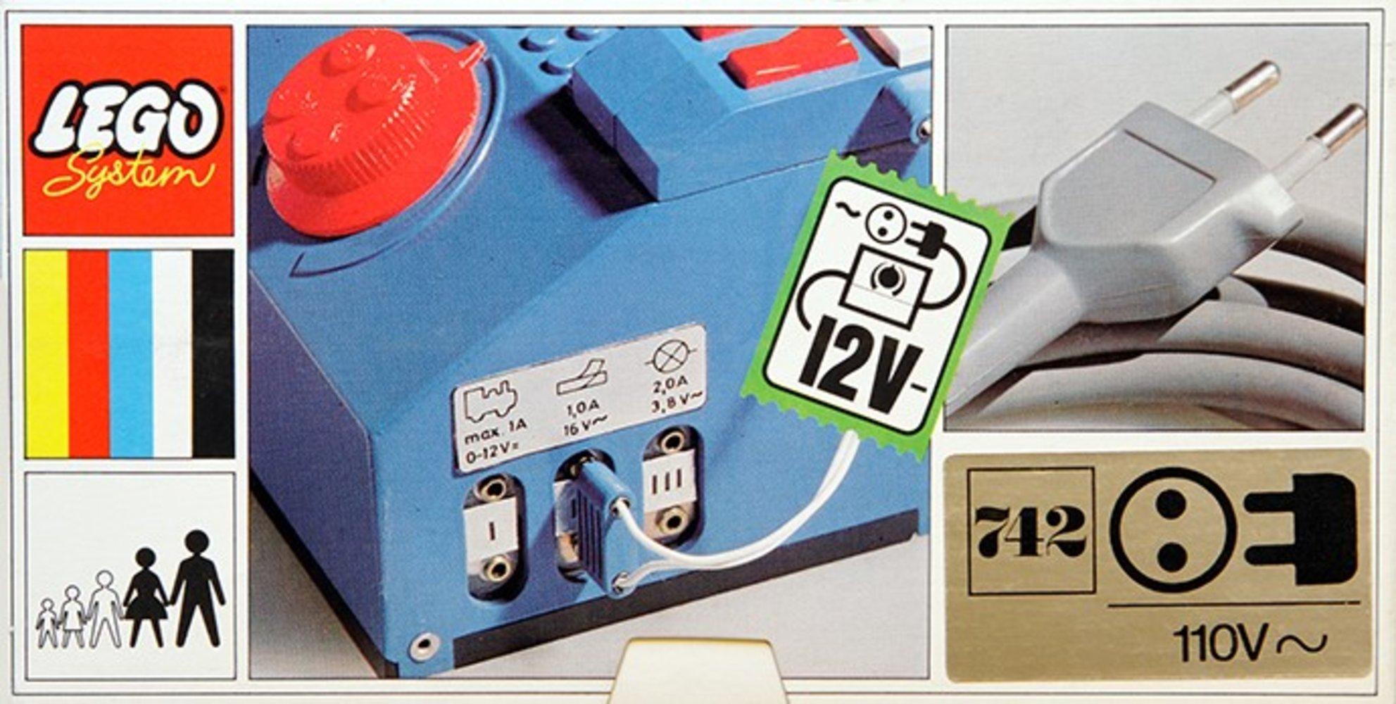 12V New Transformer for 110V Pack