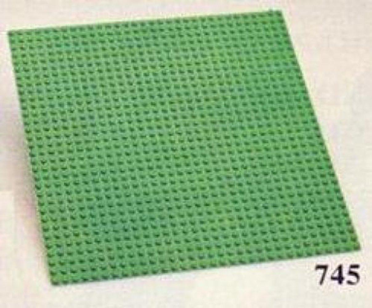 Baseplate, Green